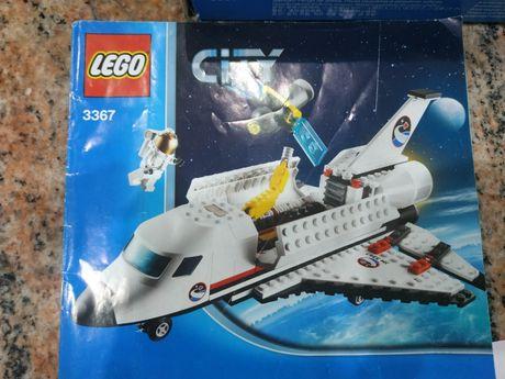 Prom Kosmiczny Lego 3367 plus gratis