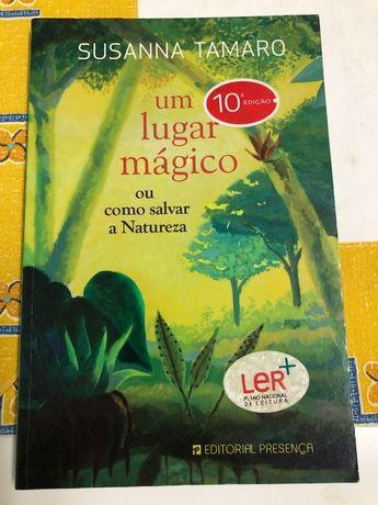 Livro juvenil português de Susanna Tâmara
