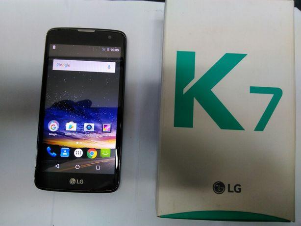 LG K7 lg-x210 komplet z pudełkiem