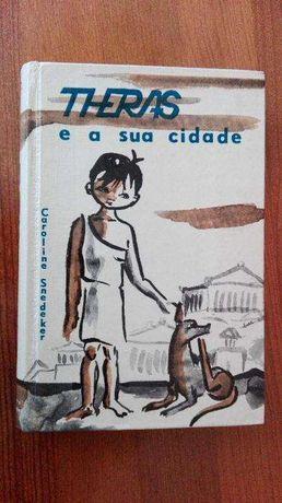 """Livro """"Theras e a sua cidade"""""""