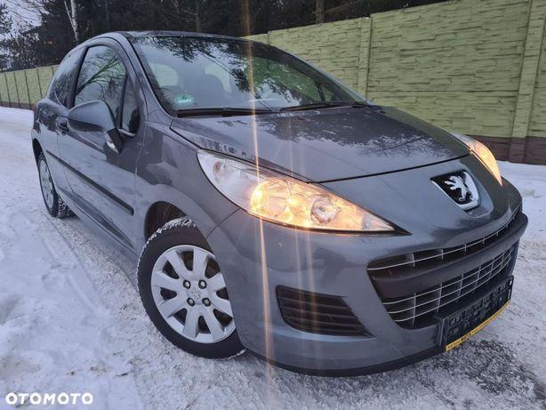 Peugeot 207 2009***Benzyna*** 86 tkm***Z Niemiec***Po opłatach