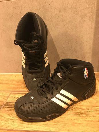Adidas NBA buty do koszykówki za kostkę r 38 2/3, 24,5cm raz założone