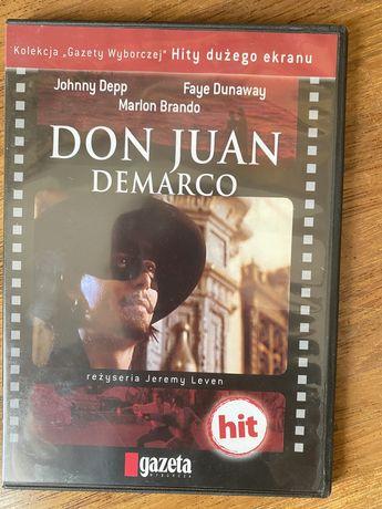 """Dvd """"don juan demarco"""""""