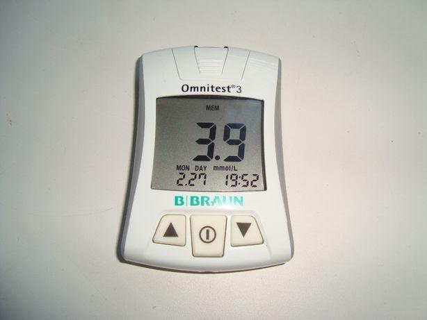 Глюкометр Omnitest 3 B.Braun