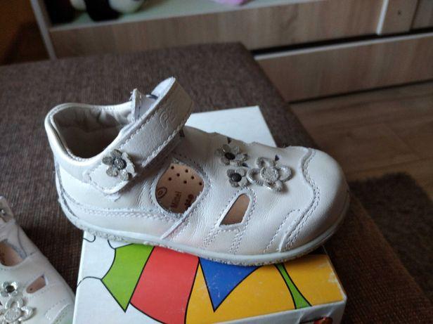 Buty dziewczęce rozmiar 22 jak nowe