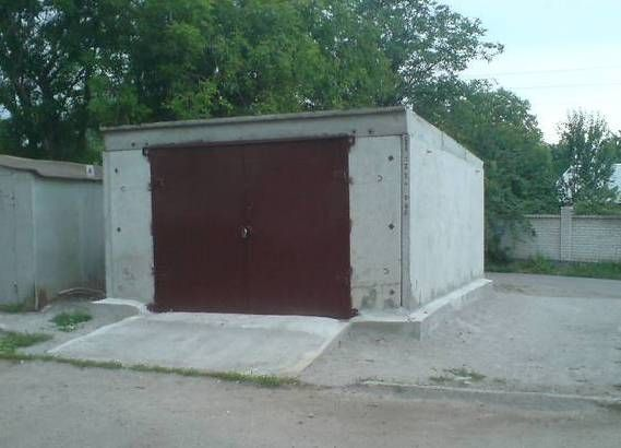 Гараж и бетонный ЖБ сборные Доставка Гаражные ворота МОНТАЖ перевозка