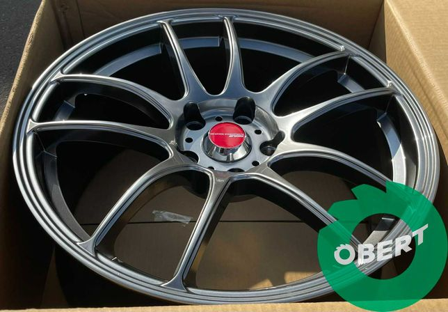 Новые диски Work Emotion 5*114.3 R17 на Toyota Honda Mazda Hyundai
