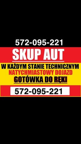 SKUP AUT Do 100.000zł *Gotówka 24/7 * Auto Skup Samochodów
