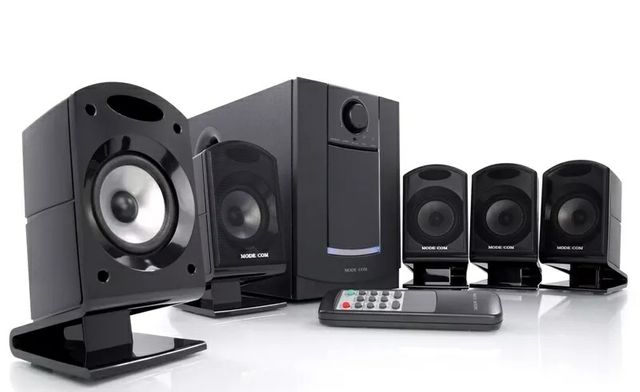 Głośniki 5.1 MODECOM MC5060