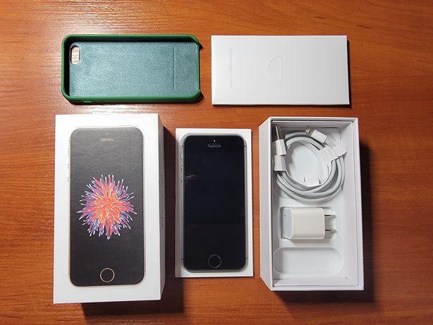 iPhone SE, Space Gray, 32 GB , A1662 CDMA