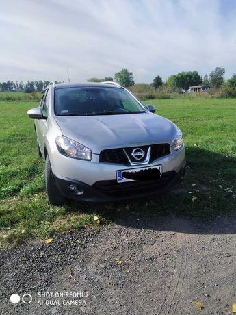 Nissan Qashqai plus 2 1.5 diesel 2011r.
