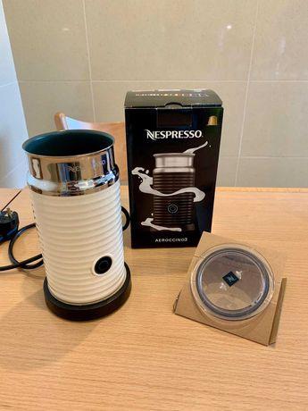 Espumante de Leite Nespresso: Aeroccino 3