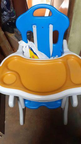 krzesełko do karmienia dzieci