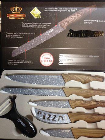 Set de facas de cerâmica