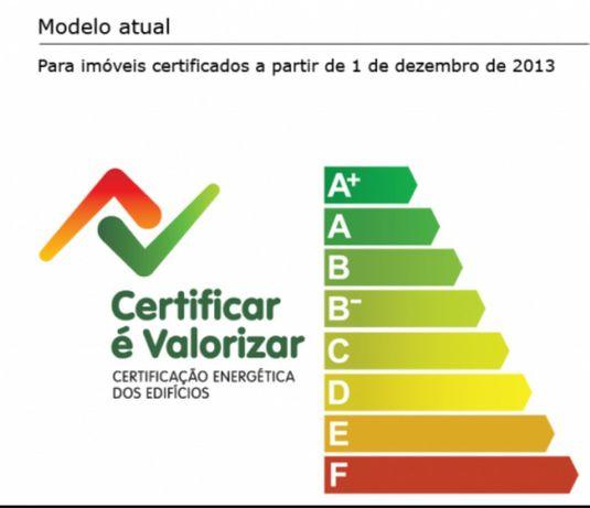 certificado energético Algarve