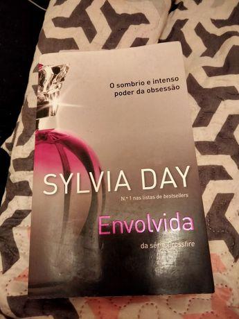 Livro Sylvia  day