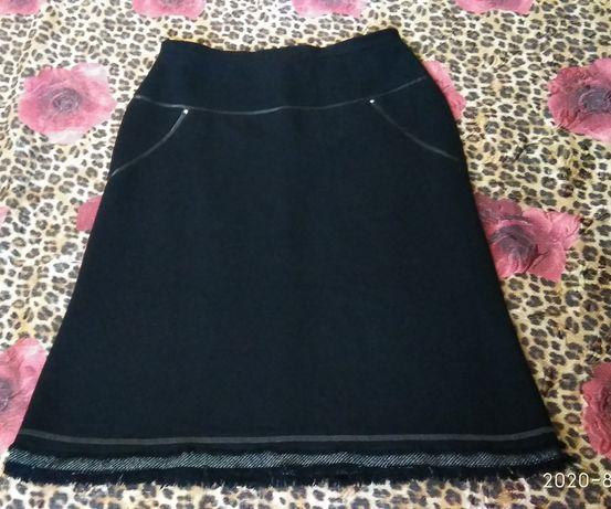 Теплая юбка размер 52
