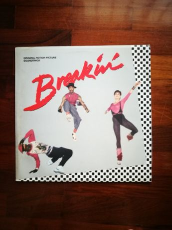 Breakin - Original Motion Picture Soundtrack LP