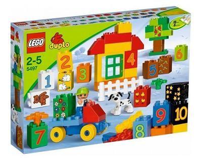 Lego Duplo 5497 - ZESTAW CYFEREK