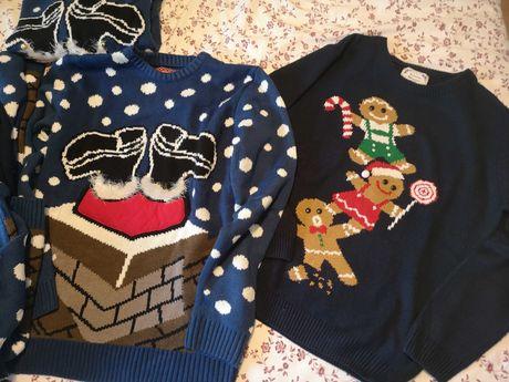 Camisolas de lã Novas natalícias