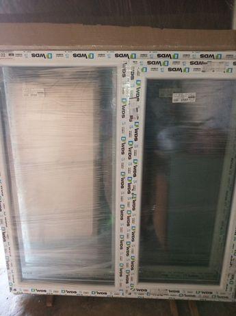 Нові,склопластикові вікна WDS 1,3м./1,3м.