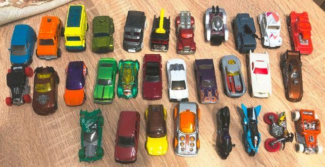 4zł Auta samochodziki Motory resoraki samochody Hot Wheels i inne