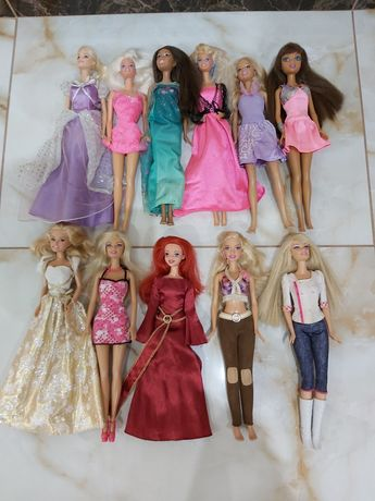 Кукли барбі для дівчаток