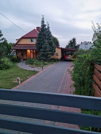 Dom wolnostojacy Kolonia Robotnicza
