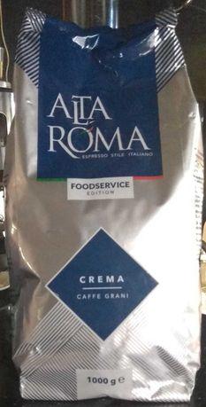 Кофе зерновой Alta Roma премиум качества