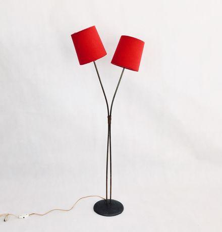 Lampa podlogowa lata 60 vintage