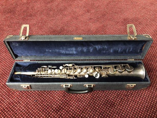 Saksofon Sopranowy Selmer Mark VI