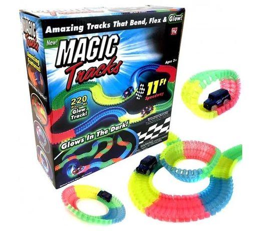 Magic Tracks (Мэджик Трек) 220 деталей
