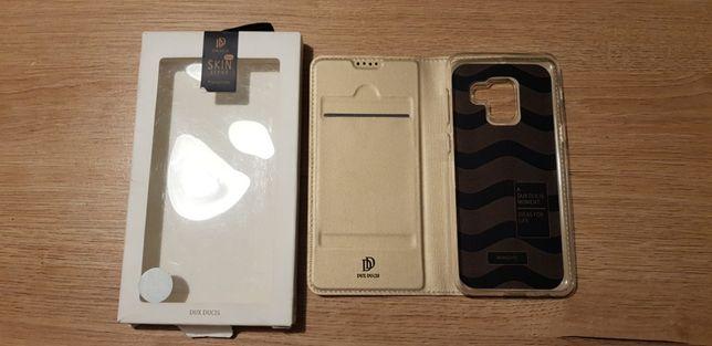 Etui Samsung A 5 2018 - Gold