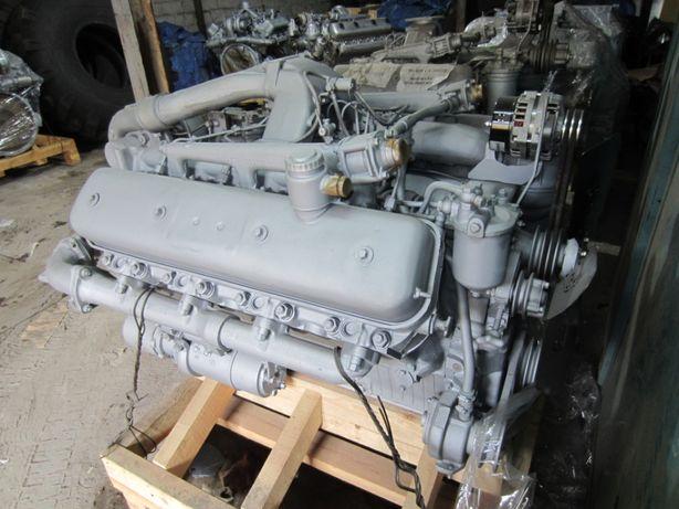 Двигатель ЯМЗ-238Д (330л.с) турбированный