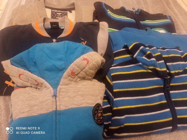 Swetry i bluzy dla chłopca firmowe 122cm Disney , 5.10.15,cool club