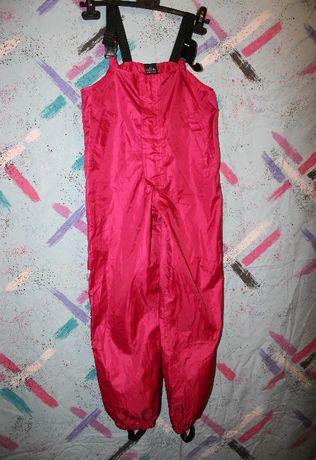 Детские штаны дождевик для девочки на 9 -10 лет,Texstar