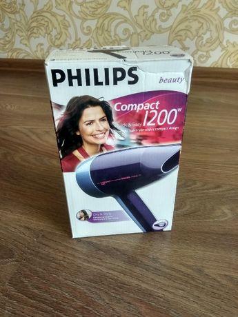 Фен Philips compact 1200