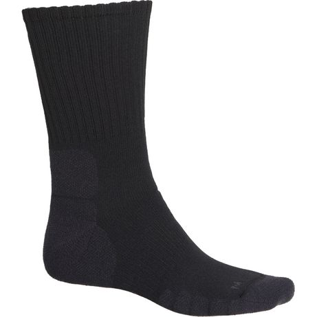Черные носки Eurosock SILVER DryStat Италия M 41 42 43