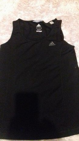 Koszulka biegowa Adidas roz 10 - 36 - S
