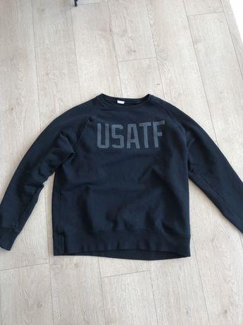 Nike bluza Crewneck USATF XL czarna Track and Field Kanye West