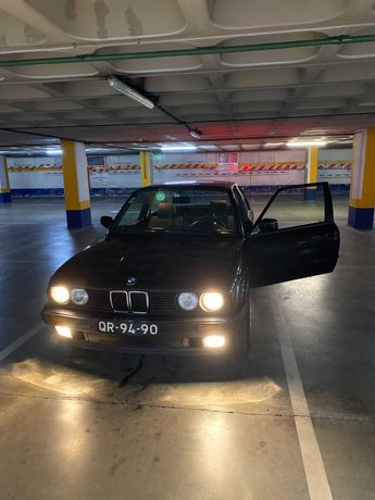BMW 316i (E30, 2 portas)