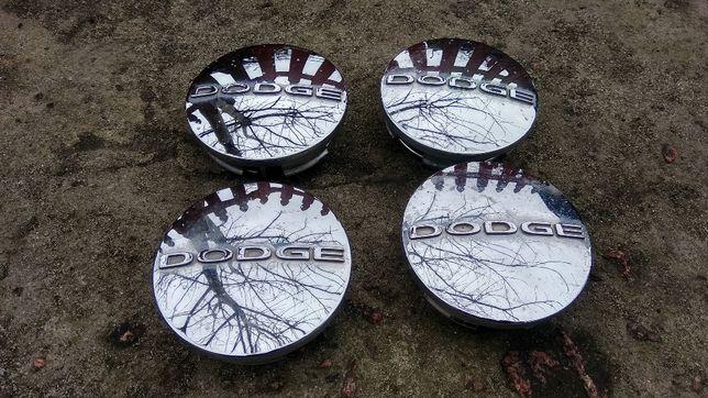 Оригинальные колпачки заглушки на литые диски Dodge Jeep