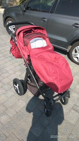 wózek 2w1 Lupo Design Lupo Control