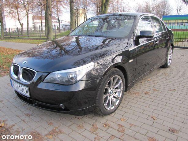 BMW Seria 5 climatronic alufelgi zadbany Zamiana