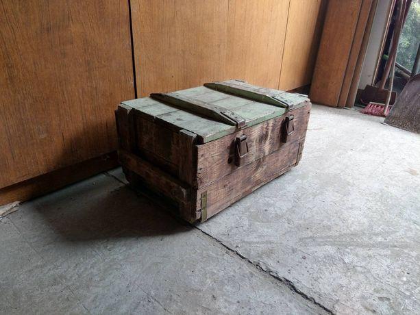Ящик от патронов