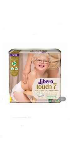 Подгузники Libero Touch р. 7 (16-26 кг), 34 шт