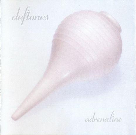 CD Deftones - Adrenaline