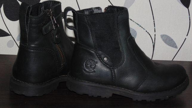 Детские деми сапожки ботинки timberland 28 размера стелька 17см