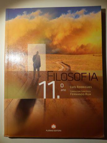 Manual Escolar Filosofia 11º ano e Caderno Suplementar