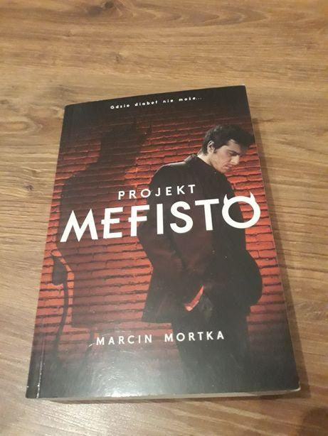 Książka-projekt mefisto